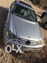 mercedes clk model 2004 super clean full option kter ndef