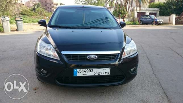 Ford Focus 2011 (21,400 kilometers) exclnt condition, lebanese source