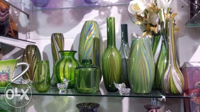 One of a kind Vases For Sale فنار -  2