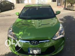 Hyundai veloster in perfect condition