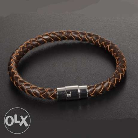 new wristbands for men with magnetic buckles
