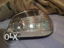 Original BMW Saloon E60 Back Rear Tail Light Hella Clear White