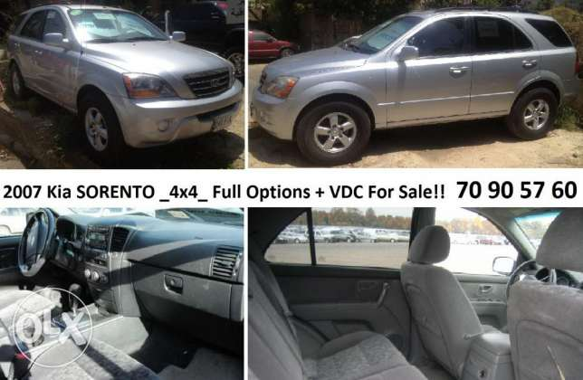 kia SORENTO jeep imported very low mileage