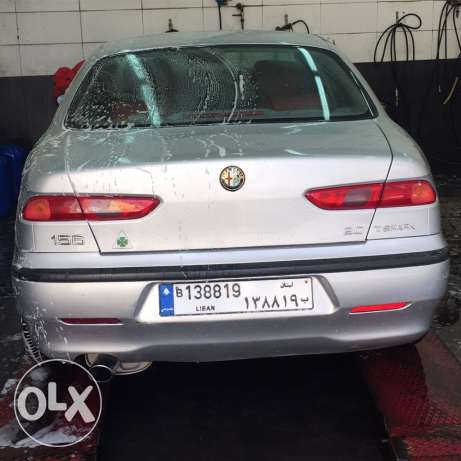 Alfa Romeo 156 2.0 - Low mileage (43,000km)