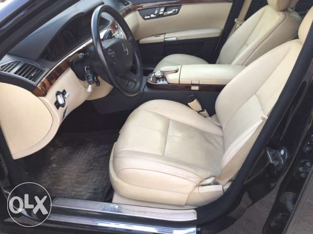 mercedes s350 L look AMG, with plate number 97097 راس  بيروت -  4
