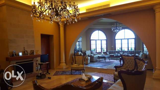 Furnished Villa for Rent in Dik El Mehdi