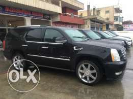 2008 Escalade fully loaded DVD Navigation7 seats *Today Arrival*