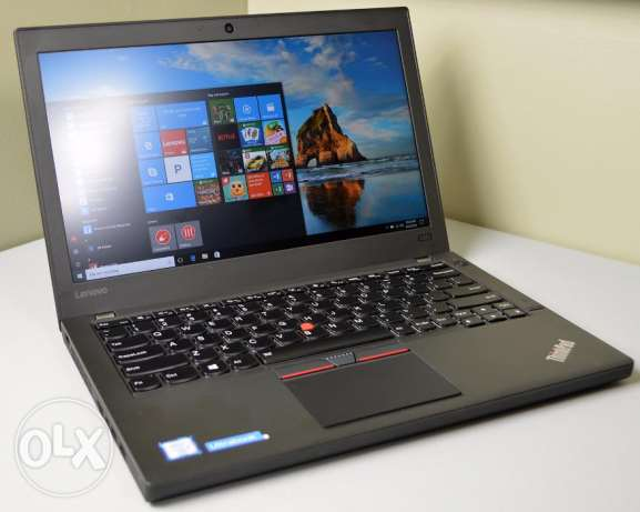 Lenovo X260 - Barely used, under warranty, mint condition.