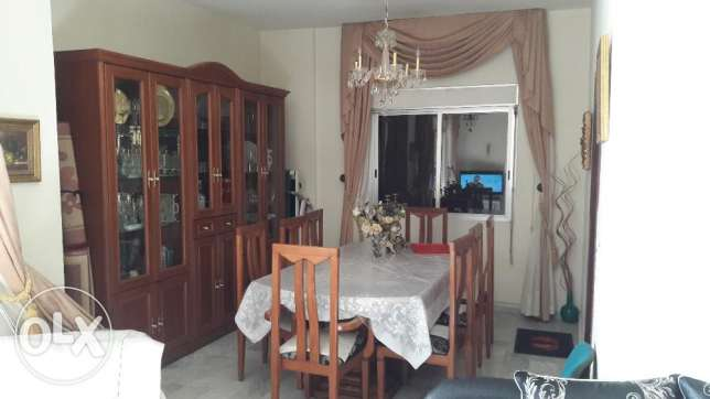 Furnshed Apt for Rent in Fanar, Beirut