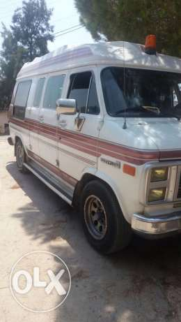 van GMC for sale or trade