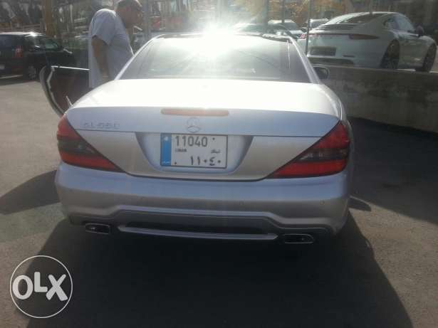 Mercedes-Benz sl special edition big engine full options and speedy ca انطلياس -  2