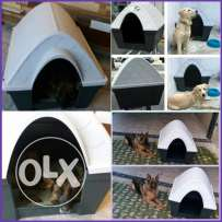 Outdoor/ Indoor dog house