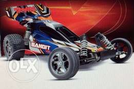traxxas RC car