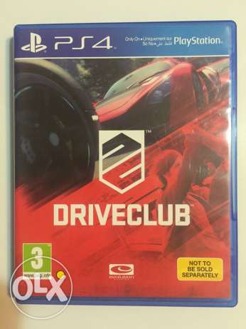 Driveclub for PS4 جل الديب -  1