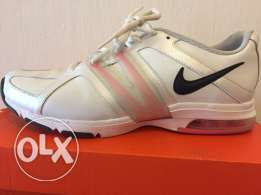 Nike air max pearl and white
