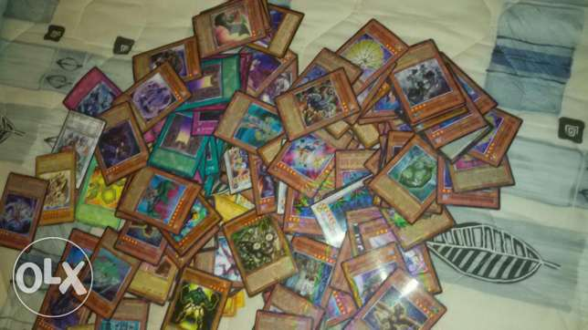 134 cartes + exodia and two infinity عجلتون -  1