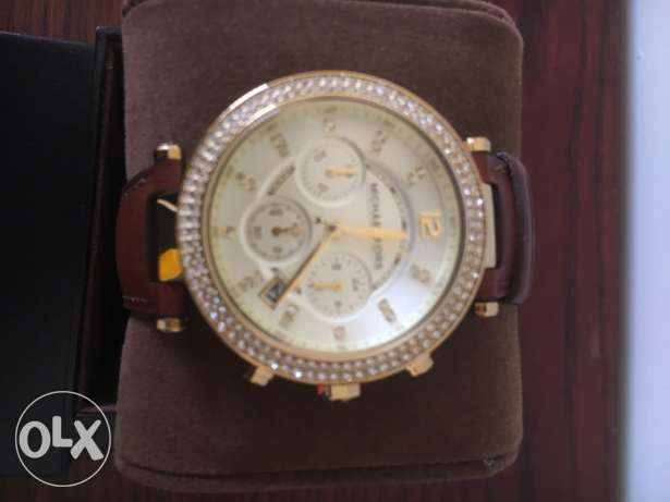 new michael kors watch(woman)