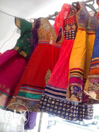 indian girls dresses