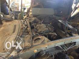 1998 chevrolet lumina for parts cut in 1/2 from usa