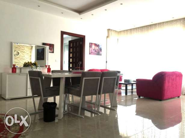 Furnished apartment for RENT - Koraytem 255 SQM