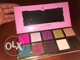 Jeffree Star cosmetics eyeshadow palette