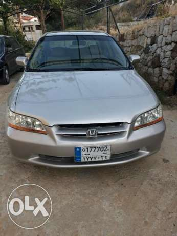 Honda accord 1998 full option leather seats very clean condition