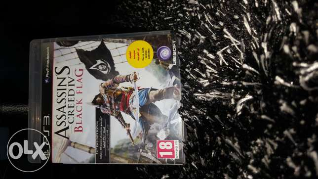 Assasin's creed 5 black flag for ps3