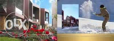 Fakra Luxury modern Apartments project Elegance in style!
