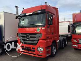 Actros 2555