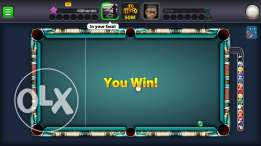 8 ball pool Coins for sell