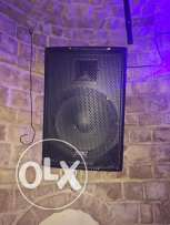 speaker 15 mixer and base