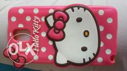 Hello kitty & bunny covers for note 3