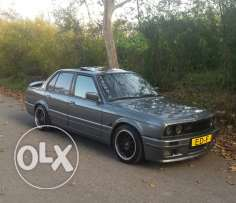 Bmw e30 M_technic look
