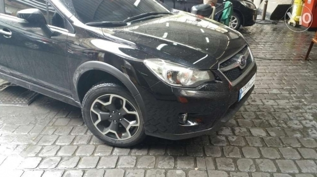 XV full option black