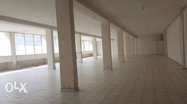 Showroom for Rent in Zalka