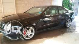 Clk 320 Gd condition