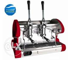 LA Pavoni Manual Esspreso Machine Esspreso آلة اليدوية