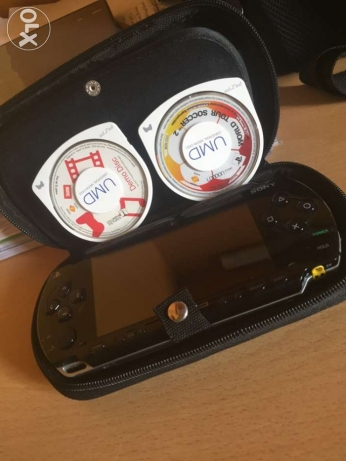 Play station portable (PSP)