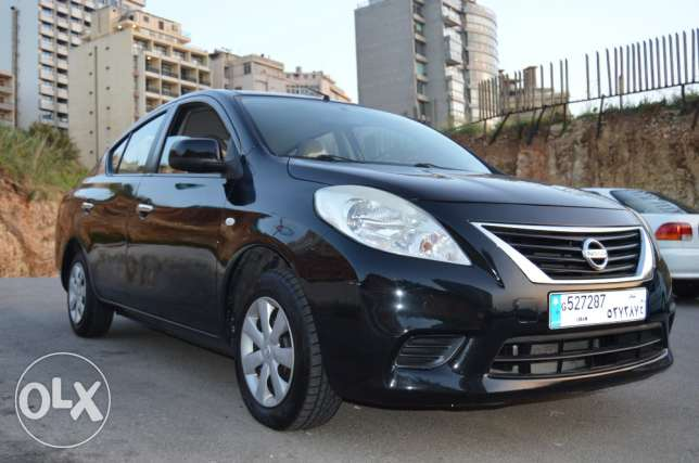 Nissan Sunny 2012 / Full Option, Super Khar2a, 66000 KM !!