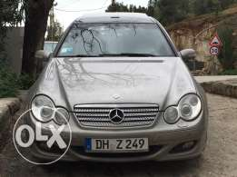 C 200 kompressor 2005 full option+exellent condition