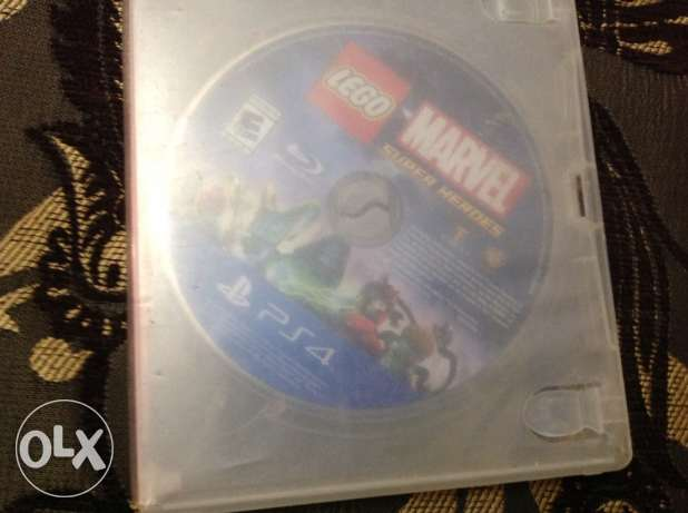 lego marvel super herous for sale or trade