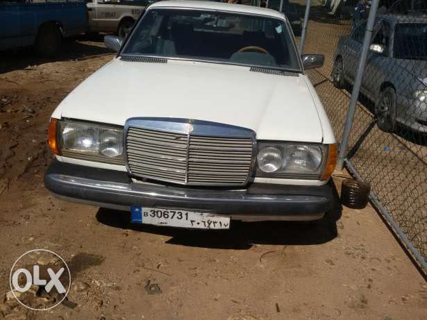 Mercedes 280ce 1979 coupe