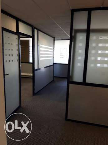 Saifi Office for Rent with 2 Covered Parking walk to Martyr Square المرفأ -  2