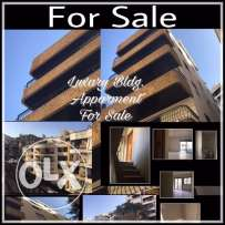Apartments in Luxury Building For Sale