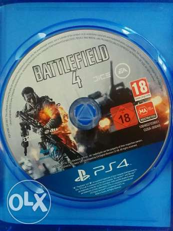 Battlefield 4 Great condition