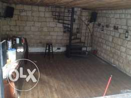 resto pub for rent at jounieh 15000$/year.