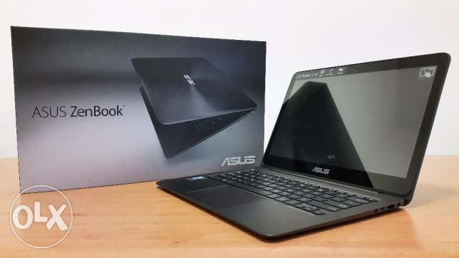 Used like New Laptop Asus ZenBook UX305F Price 499$