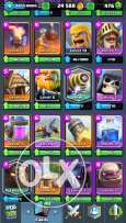 Clash royal level 9