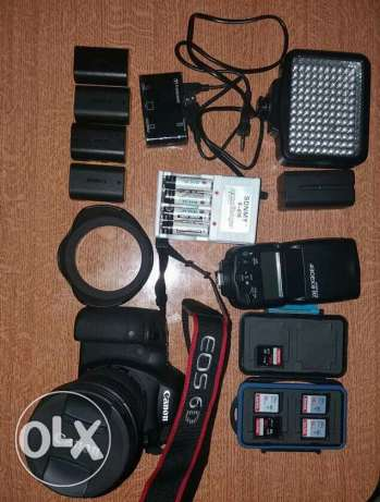 For Rent: Canon 6D