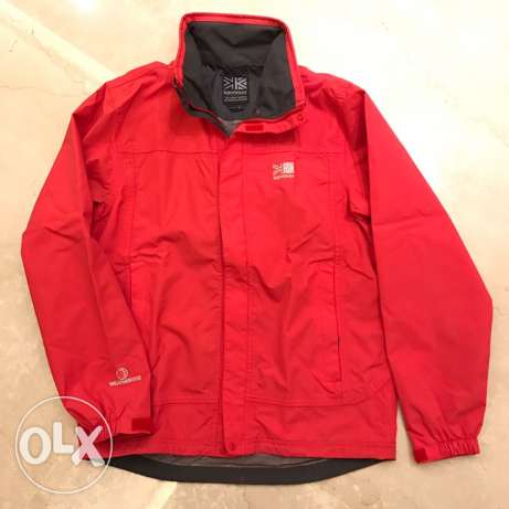 Red Karrimor Jacket
